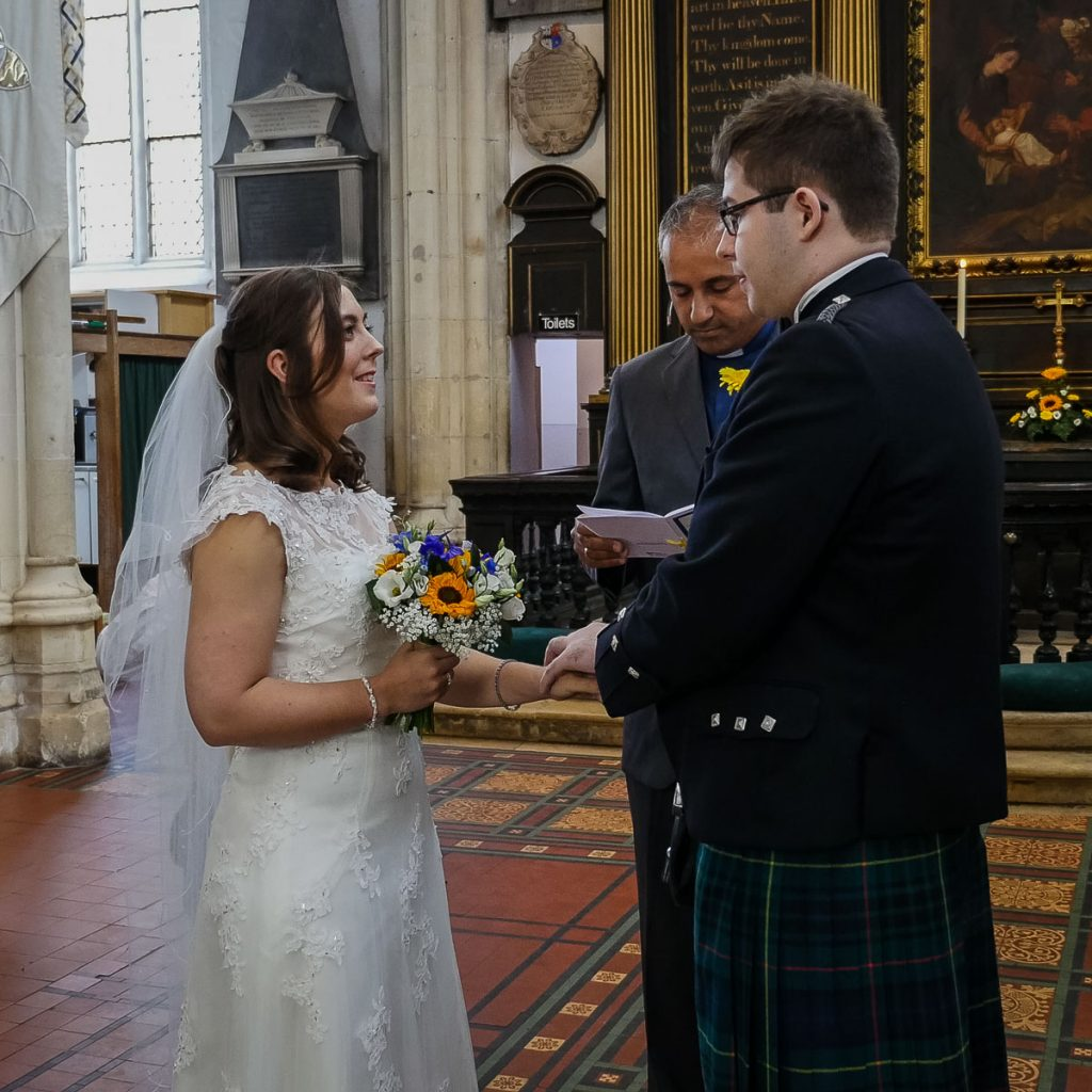 Yes! by Wedding Photographer in Milton Keynes